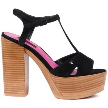 Topánky Ženy Sandále Fornarina PE17KY1012S000 čierna