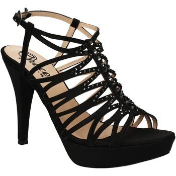 Topánky Ženy Sandále Grace Shoes 3023 čierna