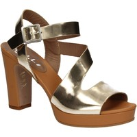 Topánky Ženy Sandále Mally 5180 Zlato