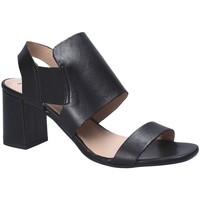 Topánky Ženy Sandále Mally 5228 čierna