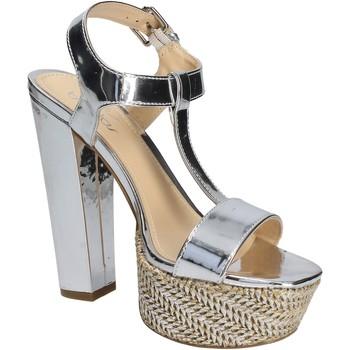 Topánky Ženy Sandále Byblos Blu 672135 Striebro