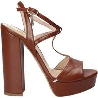 Topánky Ženy Sandále Liu Jo S17023P0062 Hnedá