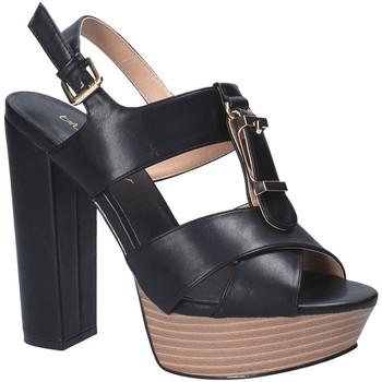 Topánky Ženy Sandále Byblos Blu 682358 čierna