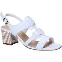 Topánky Ženy Sandále Keys 5711 Biely