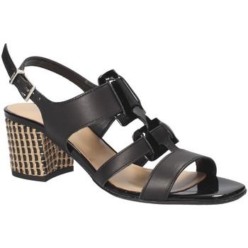 Topánky Ženy Sandále Keys 5711 čierna