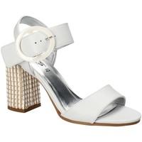 Topánky Ženy Sandále Keys 5726 Biely