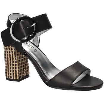 Topánky Ženy Sandále Keys 5726 čierna