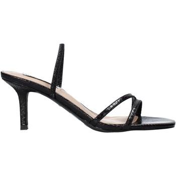 Topánky Ženy Sandále Steve Madden SMSLOFT-BLKSNK čierna