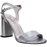 Topánky Ženy Sandále Grace Shoes 2384L007 Šedá