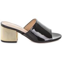 Topánky Ženy Šľapky Gold&gold A19 GJ113 čierna