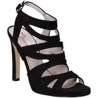 Topánky Ženy Sandále Grace Shoes 2383003 čierna