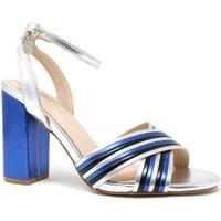 Topánky Ženy Sandále Gold&gold A19 GM166 Striebro