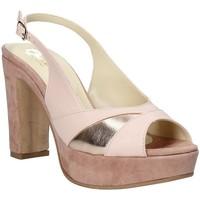 Topánky Ženy Sandále Grace Shoes JN 093 Ružová