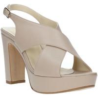 Topánky Ženy Sandále Grace Shoes JN 039 Béžová