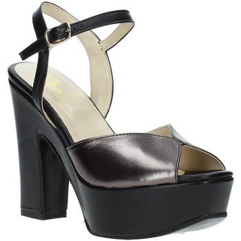 Topánky Ženy Sandále Grace Shoes TQ 074 čierna