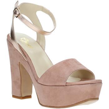Topánky Ženy Sandále Grace Shoes TQ 106 Ružová