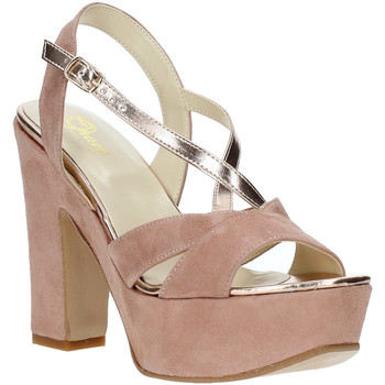 Topánky Ženy Sandále Grace Shoes TQ 126 Ružová