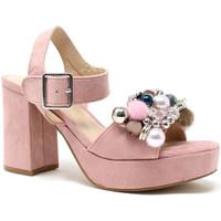Topánky Ženy Sandále Onyx S19-SOX467 Ružová