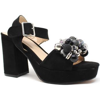 Topánky Ženy Sandále Onyx S19-SOX467 čierna