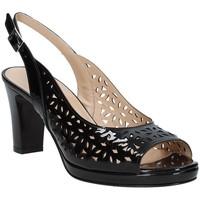 Topánky Ženy Sandále Soffice Sogno E9390 čierna