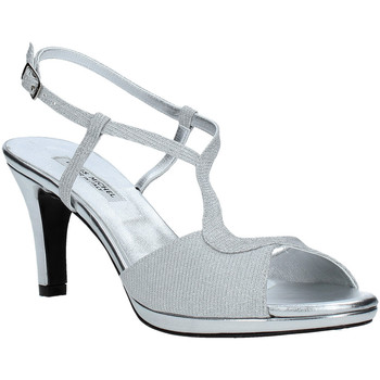 Topánky Ženy Sandále Louis Michel 5016 Striebro