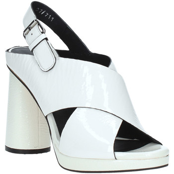 Topánky Ženy Sandále Elvio Zanon EJ4408N.C Biely