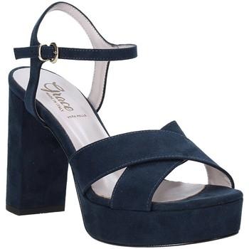 Topánky Ženy Sandále Grace Shoes 492PL003 Modrá