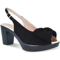 Topánky Ženy Sandále Pitillos 2901 čierna