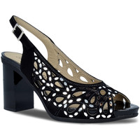 Topánky Ženy Sandále Pitillos 5581 čierna