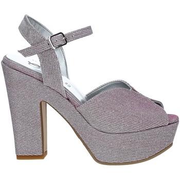 Topánky Ženy Sandále Grace Shoes FLY Ružová