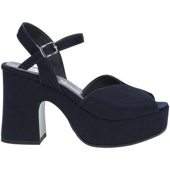 Topánky Ženy Sandále Grace Shoes TETY Modrá