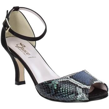 Topánky Ženy Sandále Grace Shoes 928008 čierna