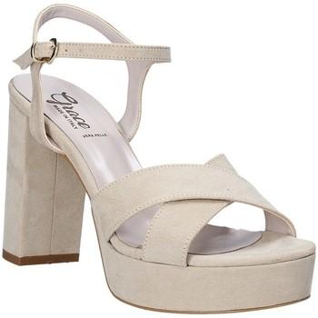Topánky Ženy Sandále Grace Shoes 492PL003 Béžová