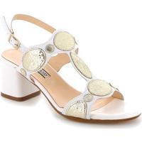 Topánky Ženy Sandále Grunland SA2513 Biely