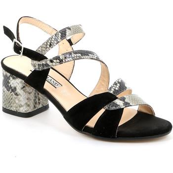 Topánky Ženy Sandále Grunland SA2515 čierna