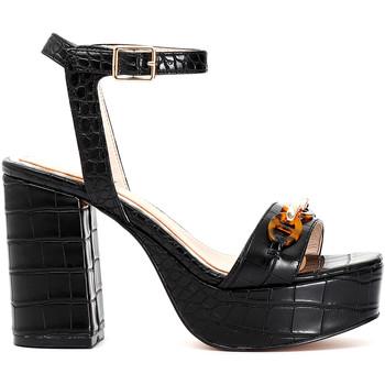 Topánky Ženy Sandále Café Noir MA924 čierna