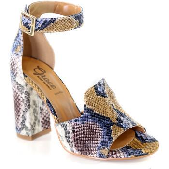 Topánky Ženy Sandále Grace Shoes 018N026 Hnedá