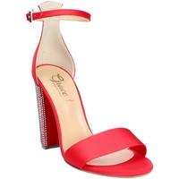 Topánky Ženy Sandále Grace Shoes 1569 Červená