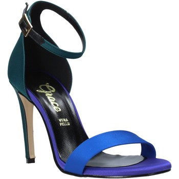Topánky Ženy Sandále Grace Shoes 018Y037 Zelená