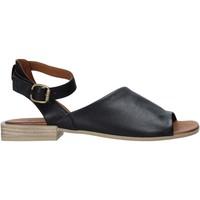 Topánky Ženy Sandále Bueno Shoes Q5602 čierna