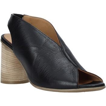 Topánky Ženy Sandále Bueno Shoes Q6503 čierna