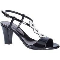 Topánky Ženy Sandále Susimoda 2796 čierna