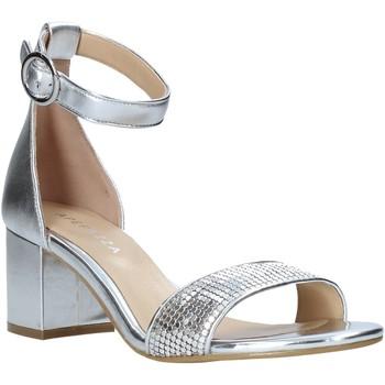Topánky Ženy Sandále Apepazza S0MELODY07/MES Striebro