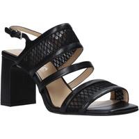 Topánky Ženy Sandále Apepazza S0MONDRIAN10/NET čierna