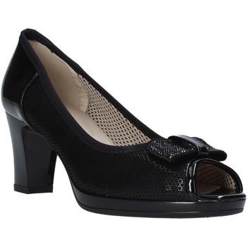 Topánky Ženy Sandále Comart 323323 čierna