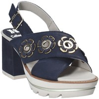 Topánky Ženy Sandále CallagHan 22600 Modrá
