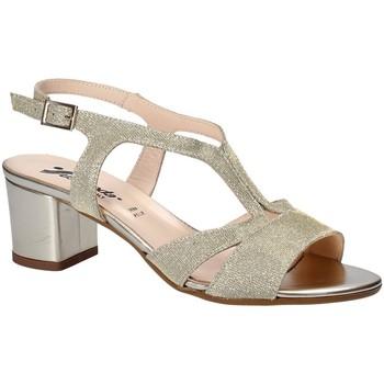 Topánky Ženy Sandále Susimoda 2786 žltá