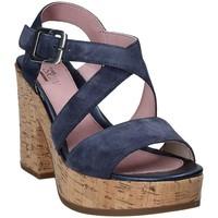 Topánky Ženy Sandále Stonefly 110365 Modrá