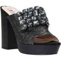 Topánky Ženy Šľapky Love To Love ELI483 čierna