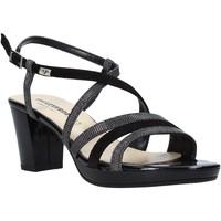 Topánky Ženy Sandále Valleverde 38535 čierna
